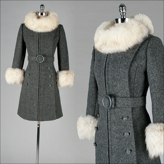 Grey Winkelman Winter Coat