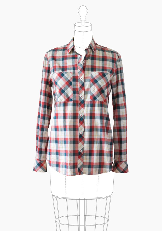 Grain line Archer shirt